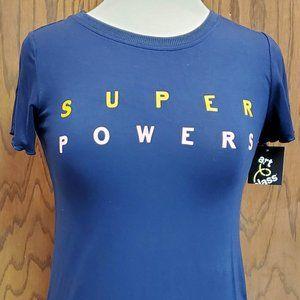 Art Class - Super Powers Tee (XL)